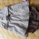 スカート、パンツのセット