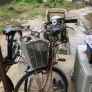 電動つき自転車