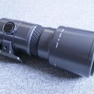 Canon EFマウント用 400mm/5.6 カビあり