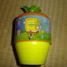 スポンジボブ ドリンクカップ(未使用ですが…)
