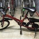 【取引中】IGNIO 電動自転車 6段変速 20インチ