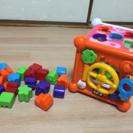 値下げしました。音が鳴るブロック遊び♡知育玩具