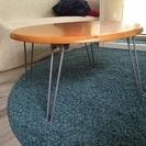 【0円】折りたたみ式 ローテーブル