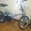 中古 折りたたみ式自転車 ※引き取りに来られる方限定です