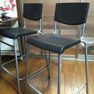 IKEA椅子2脚セット
