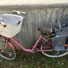 自転車 子供を乗せられる