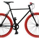 ピスト自転車(前後ブレーキあり)