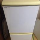冷蔵庫 SHARP SJ-S14M-W 137ℓ ノンフロン 20...
