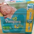 パンパース☆新生児 114枚