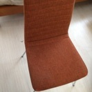 椅子/チェア1脚