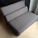 もう1台のソファーベッドです。