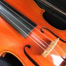 バイオリン ヴィオラ 1500円30分マンツーマン指導