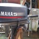 ヤマハ 船外機 5馬力 2サイクル L足