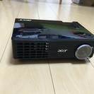 中古プロジェクター Acer X1161
