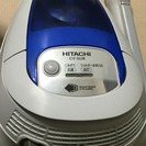 HITACHIの掃除機   (決まりました)