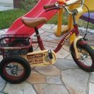幼児用☆3輪車