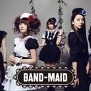 本日LIVE!!!BAND-MAID(バンドメイド)