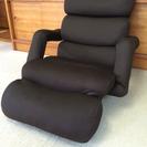 肘掛け付きリクライニング座椅子