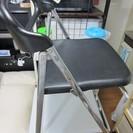 折りたたみ式スチール椅子差し上げます