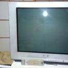 SONYブラウン管テレビ29インチKV-29DS1差し上げます