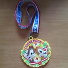 チップ&デールのメダル