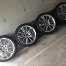 BMW Mスポ純正オプションホイール 18インチ 美品