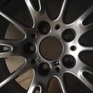 BMW Mスポ純正オプションホイール 18インチ 美品 - 車のパーツ