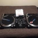 stanton DJ SET 美品