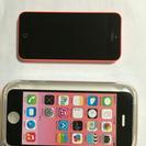 AU iPhone5c 16G ピンク