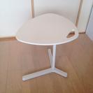 最終値下げ!! IKEA DAVE サイドテーブル ホワイト白