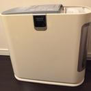 ハイブリッド式加湿器 HDシリーズ HD-9009-H グレー (...