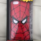 スパイダーマンiPhone6用カバー