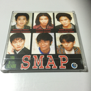 SMAP 1996年度ミニカレンダー!