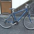 ライトウエイのクロスバイク(日本ブランド)