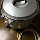 業務用 ガス炊飯器 RR-30S1 6.0リットル 都市ガス用 (...