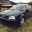 VW ゴルフ 2万キロ 修復歴なし!