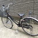 パンク自転車☆譲ります