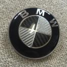 BMW エンブレム カーボン