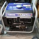 [値下げ‼]ヤマハ発電機EF2500i