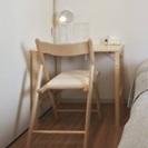 ***無印良品*** 折りたたみテーブル&椅子のセット