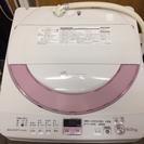 SHARP シャープ 洗濯機 6.0kg 2013年製 ES-GE...