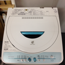 SHARP シャープ 洗濯機 4.5kg 2009年製 ES-FG...