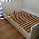 IKEA ダブルベットフレーム HEMNES あげます!
