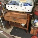 SOLD OUT昭和レトロ大工さんの手作りの机