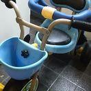 ブルー cargo 三輪車