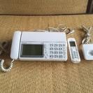 パナソニック FAX電話  KX-PD601-W