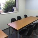 オフィス用 ミーティングテーブル 作業台