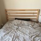 IKEAセミダブルベッド