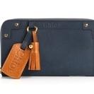 クロエの長財布(ブラック)