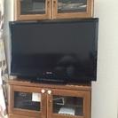 コーナーテレビボード